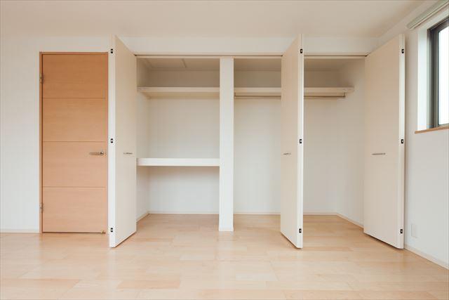 注文住宅を建てるときには収納について考えよう